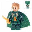 Minifigure Fandral the Dashing Thor`s Command Marvel Super Heroes Compatible Lego Building Block