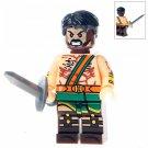 Minifigure Hercules Marvel Super Heroes Compatible Lego Building Block Toys