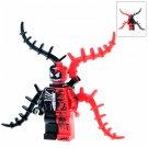 Minifigure Carnage-Venom Marvel Super Heroes Compatible Lego Building Block Toys