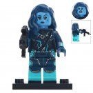 Minifigure Minn-Erva Marvel Super Heroes Compatible Lego Building Block Toys