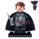 Minifigure Robb Stark Game of Thrones Compatible Lego Building Blocks Toys