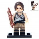 Minifigure Lara Croft Compatible Lego Building Blocks Toys