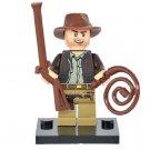 Minifigure Indiana Jones Compatible Lego Building Blocks Toys