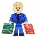 Minifigure Hillary Clinton Compatible Lego Building Blocks Toys