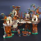 05047 Lepin Ewok Village Star Wars 1990pcs 10236 Lego compatible Building Blocks