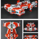 05085 Lepin Jedi Defender-Class Cruiser Star Wars 957pcs 75025 Lego compatible Building Blocks