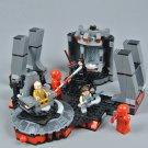 05148 Lepin Snoke's Throne Room Star Wars 428pcs 75216 Lego compatible Building Blocks