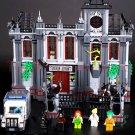 07044 Arkham Asylum Breakout DC Comics Super Heroes Series 1685pcs 10937 Lego Compatible Blocks