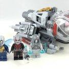 07110 Quantum Realm Explorers Marvel Super Heroes 224pcs 76109 Lego Compatible Building Blocks
