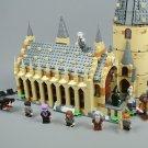 16052 Hogwarts Great Hall Harry Potter 983pcs 75954 Lego Compatible Building Blocks