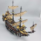 16042 Silent Mary Pirates of the Caribbean 2344pcs 71042 Lego Compatible Building Blocks
