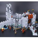 16013 The Battle Of Helm' Deep The Lord of The Rings 1368pcs 9474 Lego Compatible Blocks