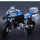 20032 BMW Motorcycle R 1200 GS Technic Series 603pcs 42063 Lego compatible Building Blocks