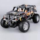 20030 Lepin Off Roader Jeep Technic Series 1123pcs 8297 Lego compatible Building Blocks