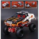 20014 Lepin 4x4 Crawler Technic Series 1386pcs 9398 Lego compatible Building Blocks
