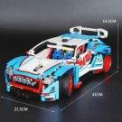 20077 Lepin Rally Car Technic Series 1085pcs 42077 Lego compatible Building Blocks