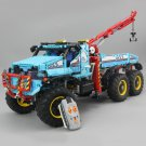 20056 Lepin 6x6 All Terrain Tow Truck Technic Series 1912pcs 42070 Lego compatible Building Blocks