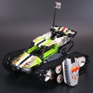 20033 RC Tracked Racer Technic Series 397pcs 42065 Lego compatible Building Blocks