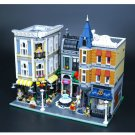 15019 Assembly Square Creator Series 4002pcs 10225 Lego Compatible Building Blocks