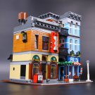 15011 Detective's Office Creator Series 2262pcs 10246 Lego Compatible Building Blocks