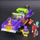 07046 The Joker Notorious Lowrider Batman Series 433pcs 70906 Lego Compatible Building Blocks