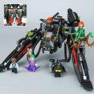 07056 The Bat Scuttler Batman Series 775pcs 70908 Lego Compatible Building Blocks