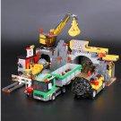 02071 The Mine City Series 838pcs 4204 Lego Compatible Building Blocks
