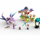 30017 Aira & the Song of the Wind Dragon Elves Series 505pcs 41193 Lego Compatible Building Blocks