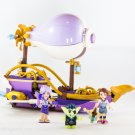 10696 Aira's Airship and Amulet Chase Elves Series 349pcs 41184 Lego Compatible Building Blocks