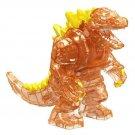 Minifigure Big Crystal Orange Godzilla King of the Monsters Movie Compatible Lego Building Block