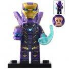 Minifigure Pepper Potts Iron Man Rescue Armor Avengers Marvel Super Heroes Compatible Lego