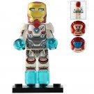 Minifigure Iron Man Quantum Armor Avengers Endgame Marvel Super Heroes Compatible Lego