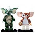 2pcs Set Minifigures Gizmo and Stripe Gremlins Movie Compatible Lego Building Block Toys