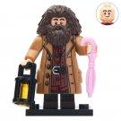 Minifigure Rubeus Hagrid Harry Potter Compatible Lego Building Blocks Toys