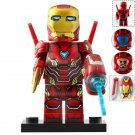 Minifigure Iron Man Mark 50 Avengers Endgame Marvel Super Heroes Compatible Lego