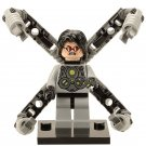 Minifigure Doctor Octopus from Spider-Man Marvel Super Heroes Compatible Lego Building Block Toys