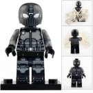 Minifigure Stealth Spider-man Far From Home Marvel Super Heroes Compatible Lego Building Block Toys