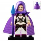 Minifigure Jaina Proudmoore Warcraft Series Game Compatible Lego Building Block Toys