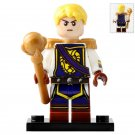 Minifigure Anduin Wrynn Warcraft Series Game Compatible Lego Building Block Toys