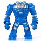Minifigure Big Iron Man Mark 38 Marvel Super Heroes Compatible Lego Blocks