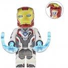 Minifigure Iron Man Quantum Suit Avengers Marvel Super Heroes Compatible Lego