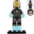 Minifigure Iron Man Mark 41 Marvel Super Heroes Compatible Lego Building Blocks Toys