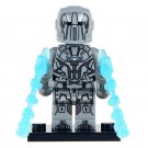 Minifigure Whiplash from Iron Man Marvel Super Heroes Compatible Lego Building Blocks Toys
