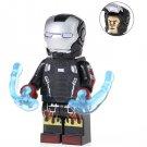 Minifigure Iron Man Mark 22 Marvel Super Heroes Compatible Lego Building Blocks Toys