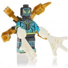 Minifigure Turquoise Spider-man with Tentacles Marvel Super Heroes Compatible Lego Building Blocks
