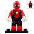Minifigure Spider-man Far From Home Marvel Super Heroes Compatible Lego Building Blocks Toys