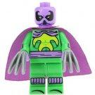 Minifigure Prowler Green Suit Spider-Man Marvel Super Heroes Compatible Lego Building Blocks Toys