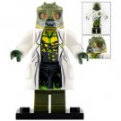 Minifigure Lizard Dr. Connors from Spider-man Far From Home Marvel Super Heroes Compatible Lego