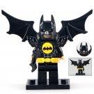 Minifigure Batman with Batwings DC Comics Super Heroes Compatible Lego