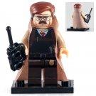 Minifigure Police Commissioner James Gordon Batman DC Comics Super Heroes Compatible Lego